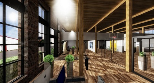Idee Ufficio Open Space : Ecco cinque interessanti idee per un ufficio di design
