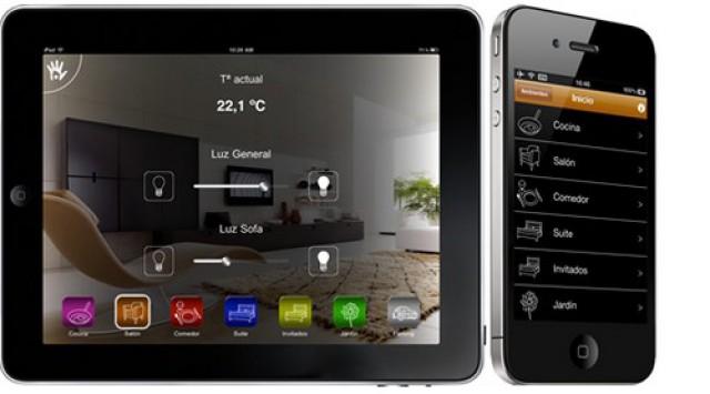 App per controllare la propria casa con un dito dallo smartphone
