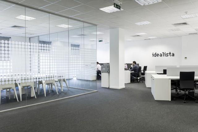 Uffici di idealista a Lisbona