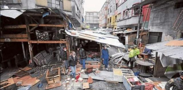 Ecco La Caldera Del Diablo Il Bronx Di Bogota Il Quartiere Piu Pericoloso Della Colombia Fotogallery Idealista News