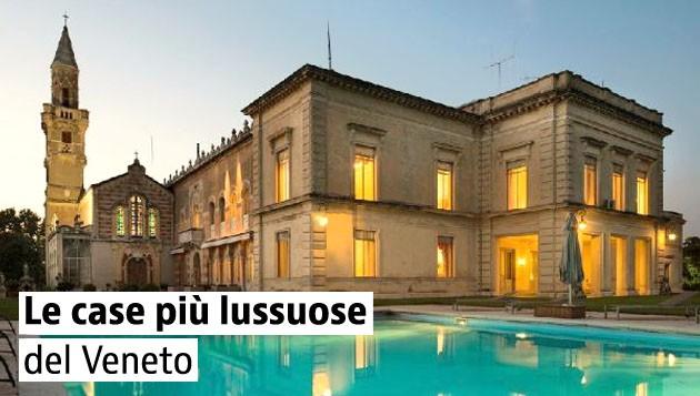 Mobili Di Lusso Veneto : Ville di lusso in veneto u2014 idealista news