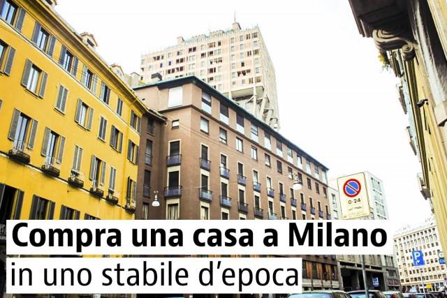 Le più belle case d epoca in vendita a Milano — idealista news 566c3eea1c6
