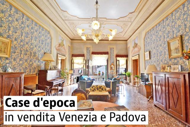 Le più belle case d epoca in vendita a Venezia e Padova — idealista news 8c01cb2e494