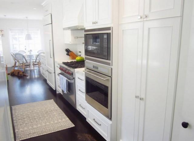 Perché negli stati uniti le case hanno grandi cucine con due forni