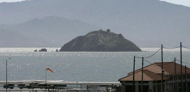 L'isola in vendita a San Francisco