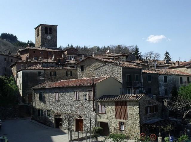 Case in vendita a 1 euro nel comune di Montieri (Grosseto)