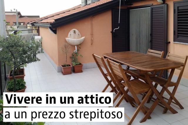 Gli attici in vendita più economici d'Italia
