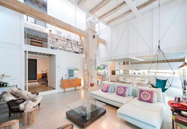 Esempio di case piccole arredate esempio di case piccole arredate trucchi per cercare una casa - Case arredate moderne ...