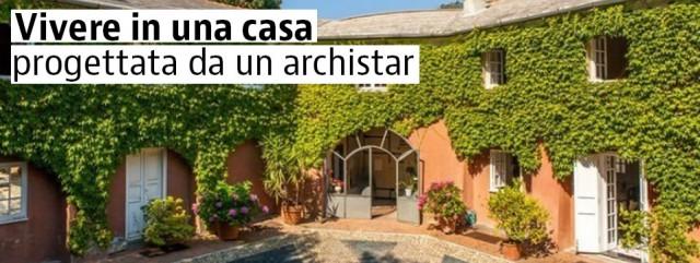 Newsletter 27 05 2015 for Case progettate da architetti