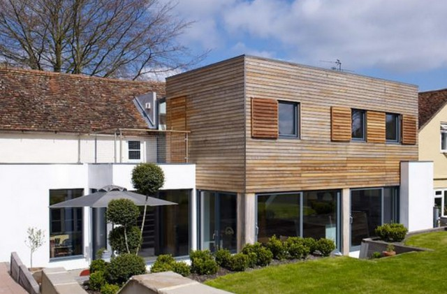 Una casa da sogno nella campagna inglese