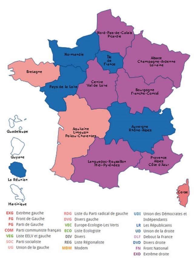 Immagine del giorno  i risultati delle elezioni regionali 2015 in ... dc2358655fe