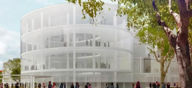 Progetto del nuovo campus Bocconi a Milano