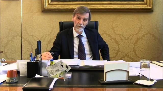 Graziano Delrio, Ministro delle Infrastrutture e dei Trasporti