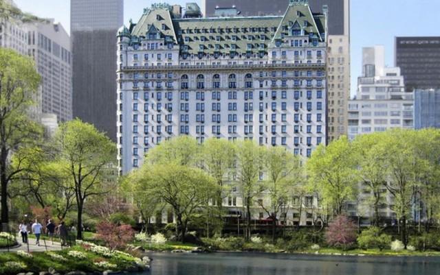 L'Hotel Plaza di New York