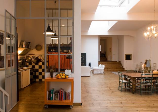 Leasing rent to buy o mutuo - Soluzioni per dividere soggiorno e cucina ...