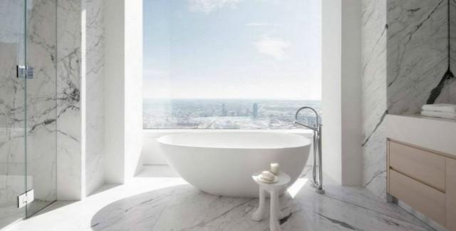 Vasca Da Bagno Espanol : Ecco 20 vasche da bagno con vista per rilassarsi godendo del