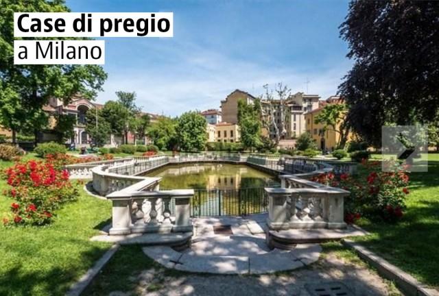 Prezzi e compravendita dal 2004 ad oggi for Case di lusso a milano