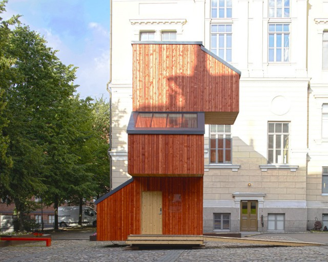 Una Casa Di Legno Che Si Può Costruire In Meno Di 24h E Costa 13.000 Euro U2014  Idealista/news