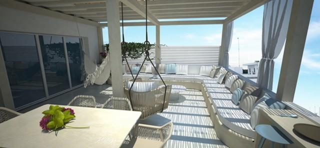 Come trasformare la tua terrazza in un angolo di relax (Foto ...