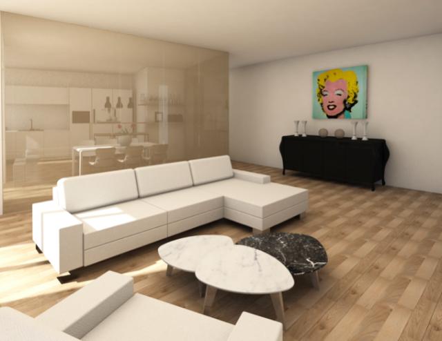 come progettare una casa dall'andamento curvilineo ? idealista/news - Soggiorno E Cucina Separati
