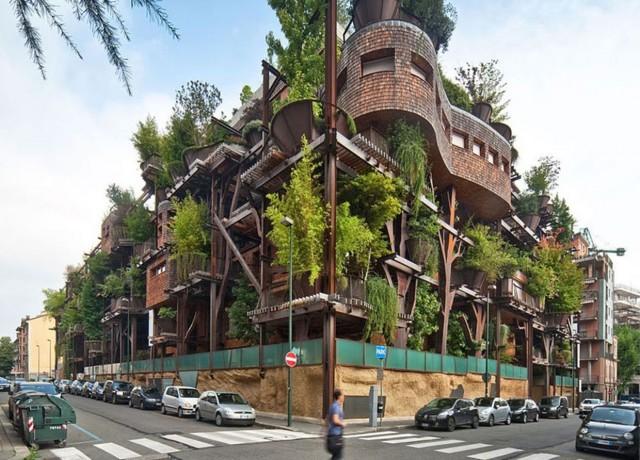 Casa albero (Torino, Italia)