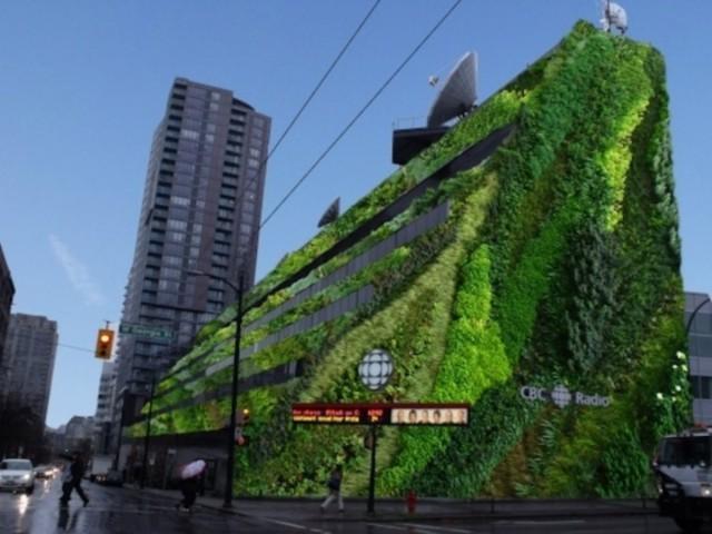 Edificio CBC Radio (Vancouver, Canada)