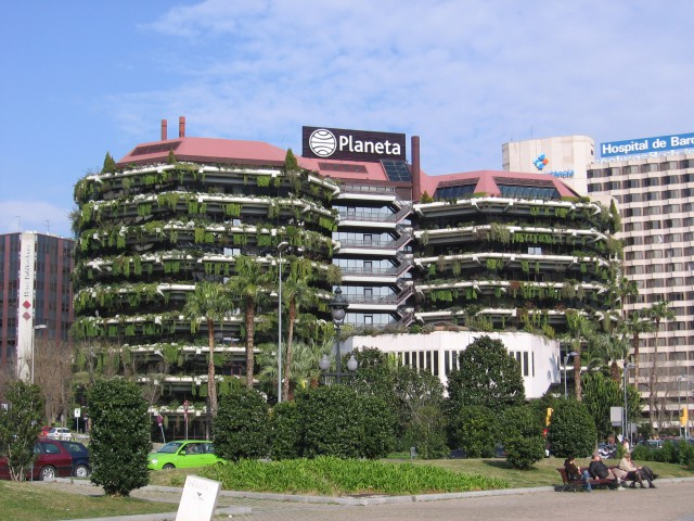 Edificio Planeta (Barcellona, Spagna)