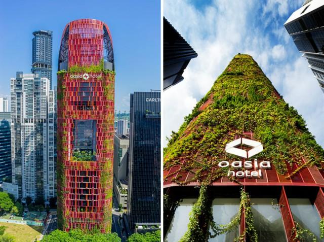Oasia Hotel (Singapore)