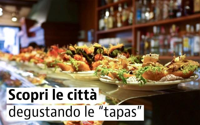 """Le migliori """"tapas"""" in Spagna"""
