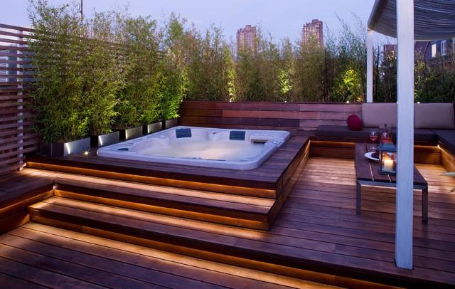 Qualche consiglio per trasformare il terrazzo in un\'area living ...
