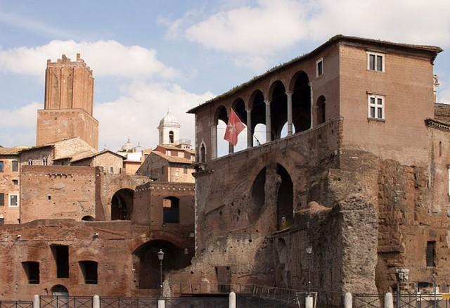 Casa dei Cavalieri di Rodi / Wikimedia commons