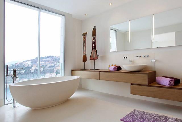Qualche idea per progettare un bagno rispettando i vincoli imposti