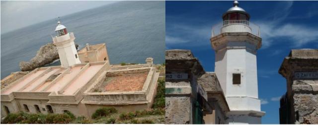 Agenzia del Demanio, Faro di Capo Zafferano