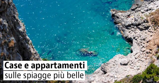 Marina Piccola, Capri, una tra le migliori spiagge d'Italia secondo Tripadvisor / Pixabay
