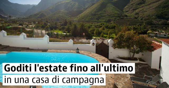 Case Di Campagna Per Concludere Al Meglio La Tua Estate Idealista News