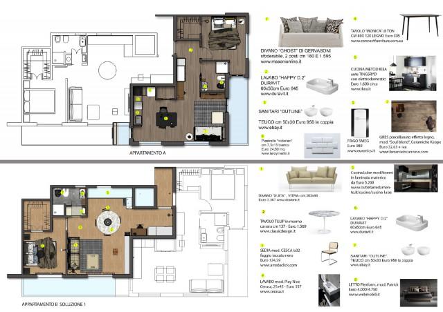 Come dividere casa 100 mq for Dividere una casa