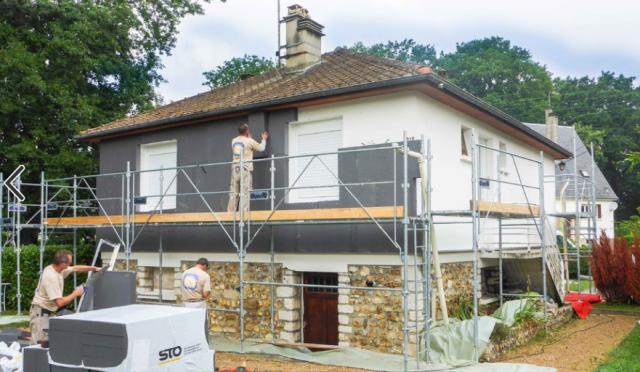 Case ristrutturate esterni prima e dopo for Immagini di una casa