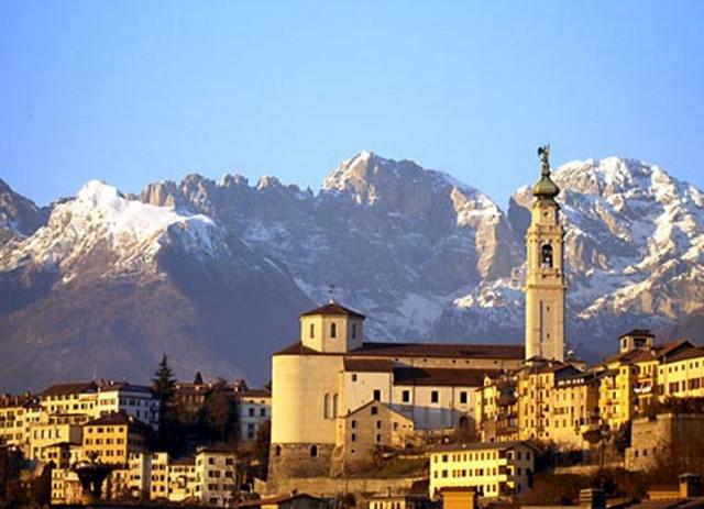 Belluno / Wikimedia commons