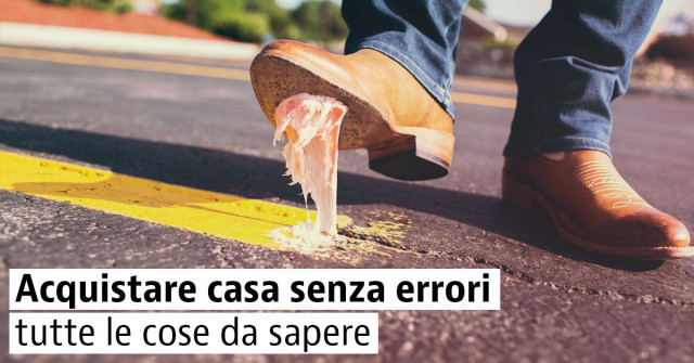 I 20 Errori Piu Comuni Quando Si Compra Casa Idealista News