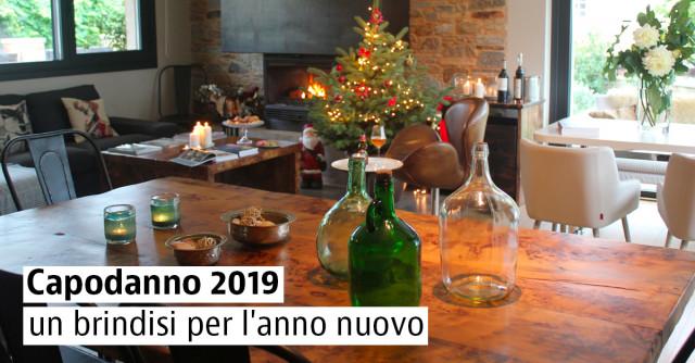 Case vacanze per brindare all'anno nuovo