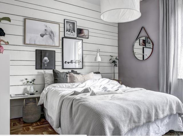 Camera Da Letto Stile Anni 60 : Idee low cost per rinnovare la tua stanza da letto fotogallery