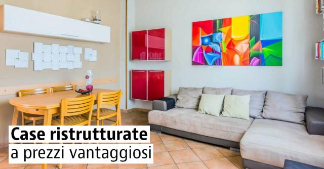 Case ristrutturate in vendita a meno di 100.000 euro — idealista/news