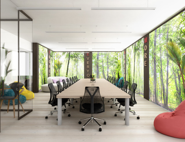 Idee Per Rinnovare L Ufficio : Come rendere accogliente lufficio e stimolare la creatività