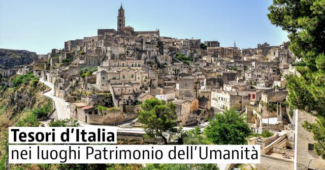 5 imperdibili siti UNESCO in Italia
