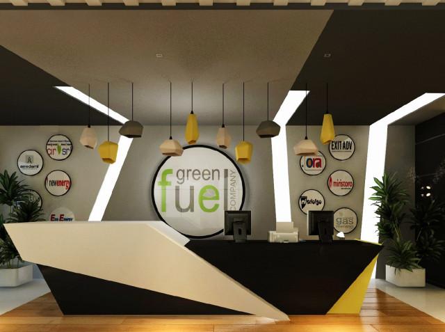 Ufficio Elegante Lungi : Idee per ristrutturare un ufficio e renderlo giovanile e moderno