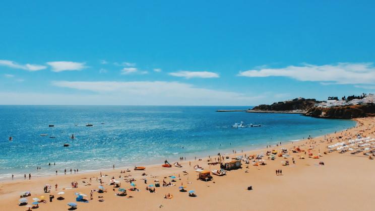 Case vista mare in Portogallo