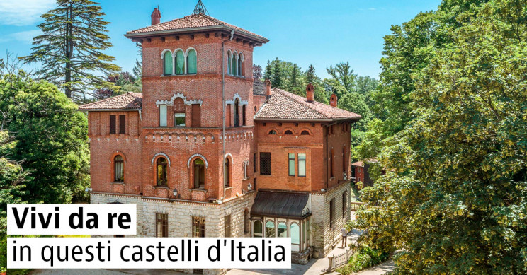 Castelli e dimore in vendita