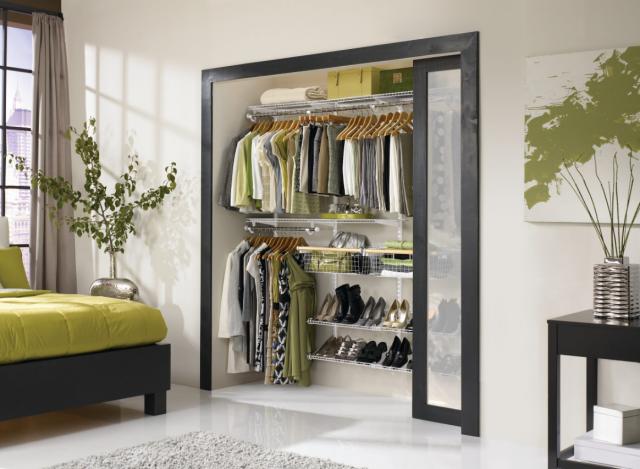 Come realizzare una cabina armadio adatta a ogni tipo di casa ...