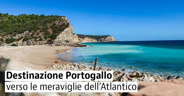 Viaggio alla scoperta della costa portoghese