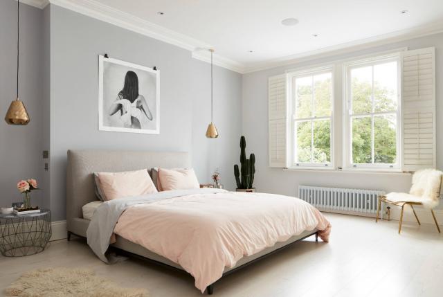 Mobili Salvaspazio Camera Da Letto : Come progettare una camera da letto senza commettere tipici